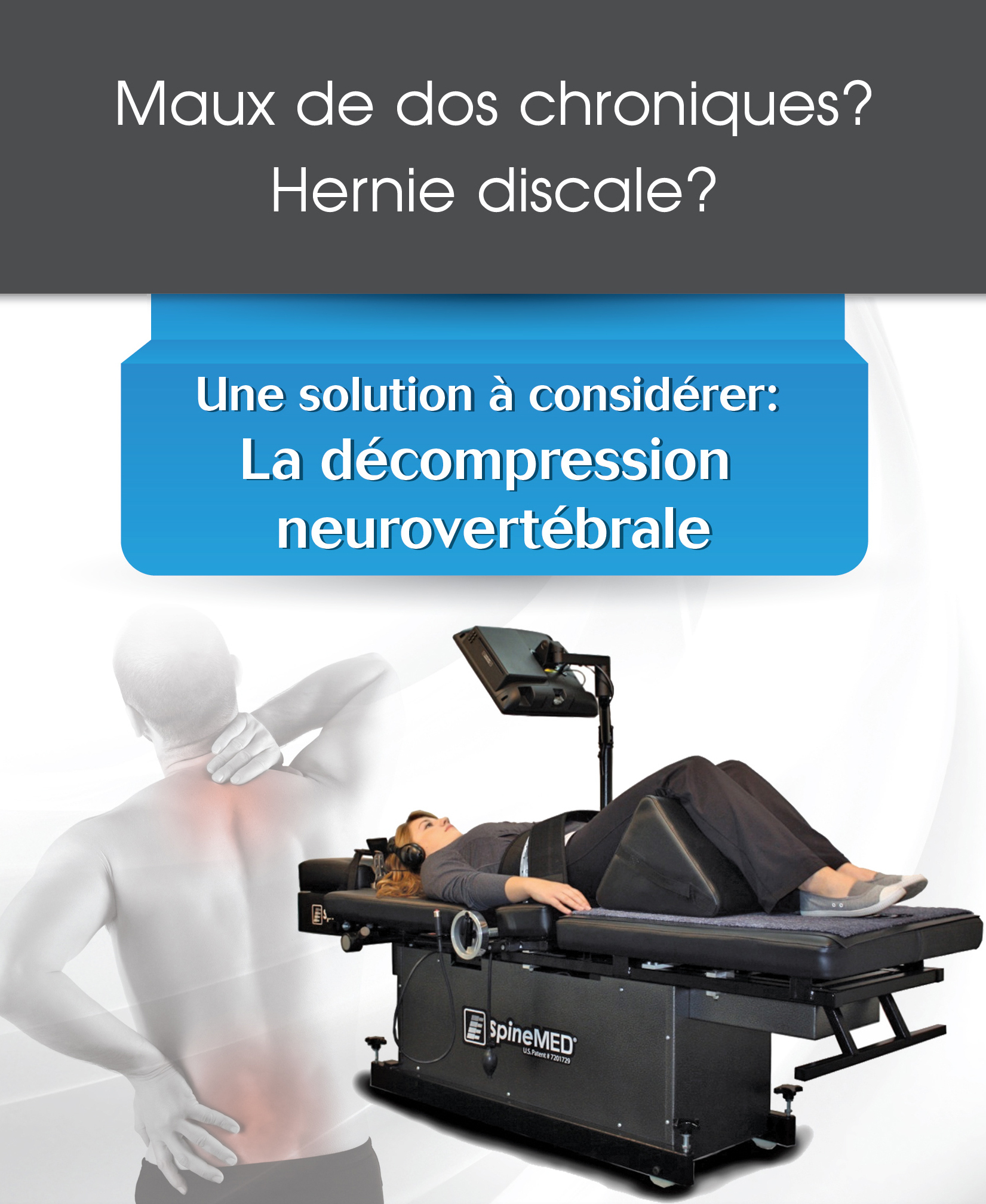 Décompression neurovertebrale